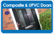 new upvc and composite doors