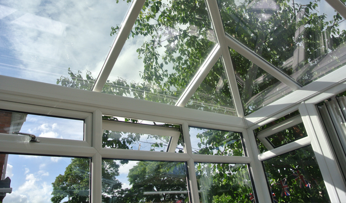 We can mend your leaking conservatory roof