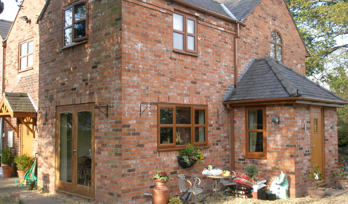 We have a wide range of energy saving UPVC windows and doors to choose from